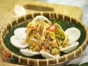 Ẩm thực - Gỏi gà không chân thanh mát cho bữa cơm đầu tuần