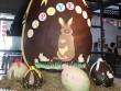 Mùa Phục Sinh độc đáo với trứng chocolate khổng lồ tại Almaz