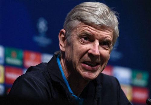 Bộc bạch tâm huyết, Wenger quyết bám trụ Arsenal - 1