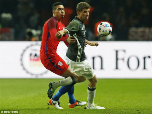 Muller tiết lộ tin sốc sau trận thua Anh - 1