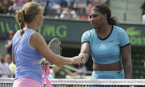 Serena – Kuznetsova: Câu chuyện khó tin (Vòng 4 Miami) - 1