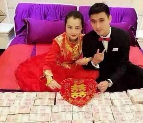 """Cô dâu Trung Quốc khoe hồi môn khiến ai nấy """"phát ngất"""" - 5"""