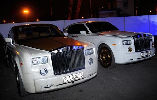 Rolls-Royce ở Việt Nam chỉ đeo biển số đẹp? - 1