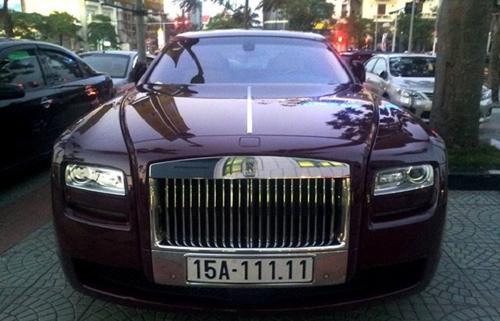 Rolls-Royce ở Việt Nam chỉ đeo biển số đẹp? - 3