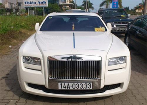 Rolls-Royce ở Việt Nam chỉ đeo biển số đẹp? - 9