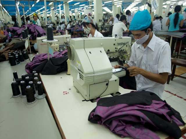 Năng suất công nhân dệt may Việt Nam bằng 80% Trung Quốc - 1