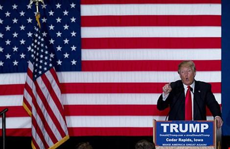 """Donald Trump đang muốn """"đòi tiền"""" cả thế giới - 1"""
