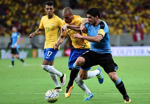 Paraguay – Brazil: Khi Neymar không thể lâm trận - 1