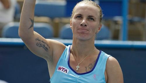 Miami Open ngày 6: Thắng sốc, Kuznetsova xin lỗi fan Serena - 1