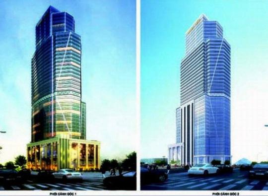 Dự án tòa nhà cao nhất miền Trung bị thu hồi - 1