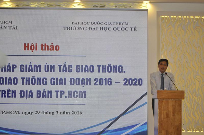TPHCM: Đề xuất tăng 5 lần mức phạt vi phạm giao thông - 1