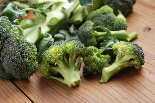 Những lợi ích tuyệt vời của súp lơ xanh - 1
