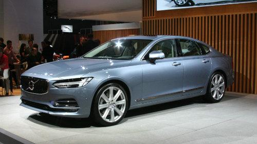 Volvo S90 sedan chốt giá chính thức, loại nhiều đối thủ - 1