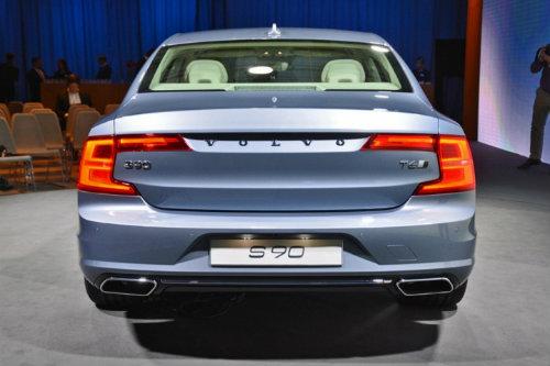Volvo S90 sedan chốt giá chính thức, loại nhiều đối thủ - 4