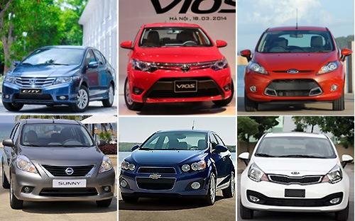 Giảm giá ô tô, thị trường sẽ bùng nổ từ tháng 7/2016 - 1
