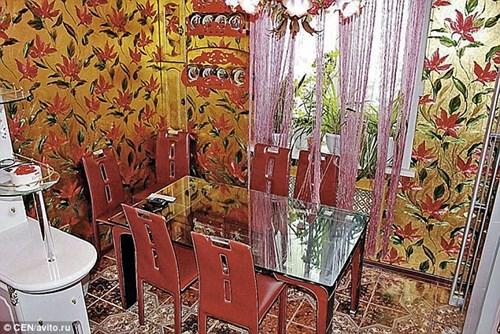 Căn hộ giá 2 tỉ đồng dát vàng từ phòng khách đến toilet - 7