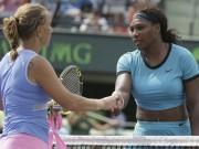 Thể thao - Serena – Kuznetsova: Câu chuyện khó tin (Vòng 4 Miami)