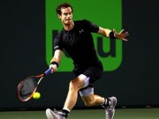 Thể thao - Murray – Dimitrov: Ngược dòng ngoạn mục (V3 Miami)