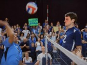 """Thể thao - VĐV bóng chuyền """"siêu nhọ"""": 9 lần bóng đập mặt"""