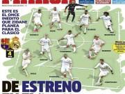Bóng đá - Real: Zidane đã chốt đội hình cho El Clasico