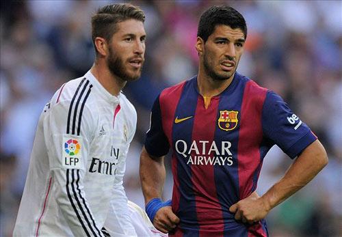 Siêu kinh điển: Suarez thừa nhận ngán ngẩm Ramos - 1