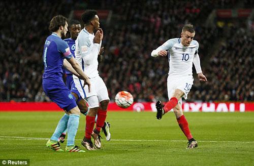 Video Anh vs Hà Lan - 1