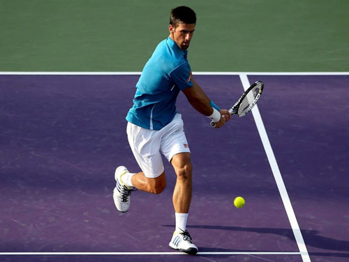 Djokovic - Thiem: Cứu break-point siêu hạng (V4 Miami Open) - 1