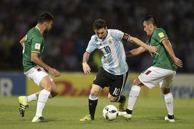 Chi tiết Argentina – Bolivia: Messi suýt có siêu phẩm (KT) - 3