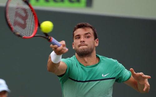 """Miami Open ngày 7: """"Tiểu Federer"""" dừng bước - 1"""