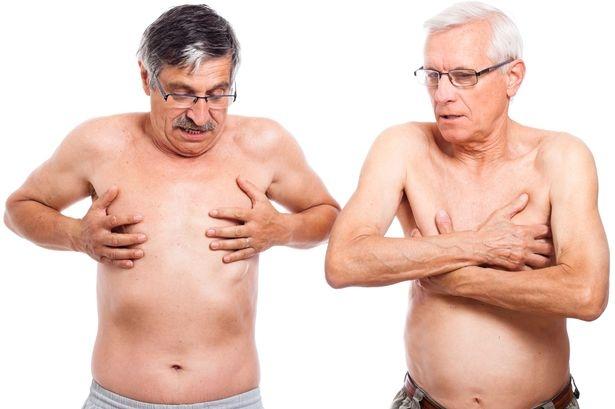 Báo động: Ung thư vú ở nam giới đang gia tăng - 1