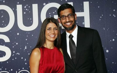 """CEO Google nhận lương """"khủng"""" 14 tỷ đồng/năm - 3"""