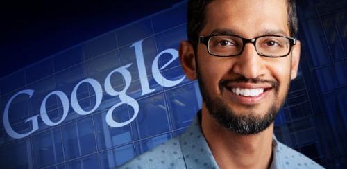 """CEO Google nhận lương """"khủng"""" 14 tỷ đồng/năm - 1"""