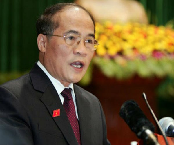 Dấu ấn Chủ tịch Quốc hội Nguyễn Sinh Hùng qua con mắt ĐBQH - 1