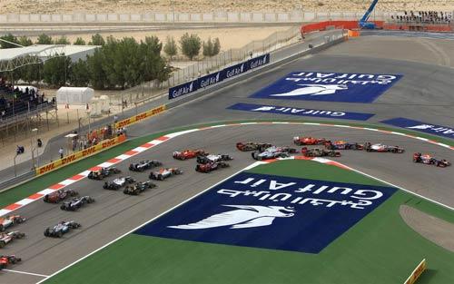 F1, Bahrain GP: Giữa vùng sa mạc khốc liệt - 2