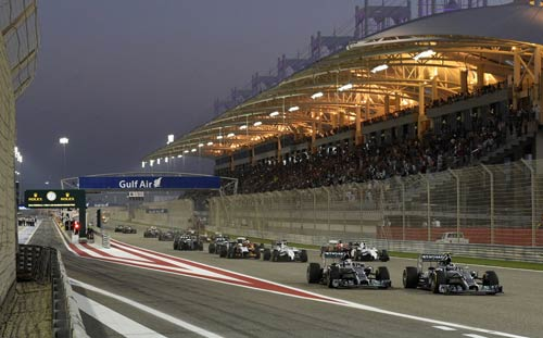 F1, Bahrain GP: Giữa vùng sa mạc khốc liệt - 3