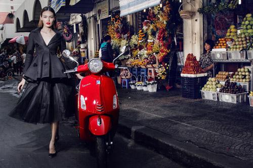 """Trang Hạ: """"Tôi không cần stylist"""" - 3"""