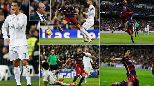 "El Clasico, Real-Barca: Thắng làm vua, thua chẳng ""hết"" - 1"