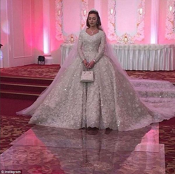 Đám cưới xa hoa cực độ của thiếu gia Nga - 2