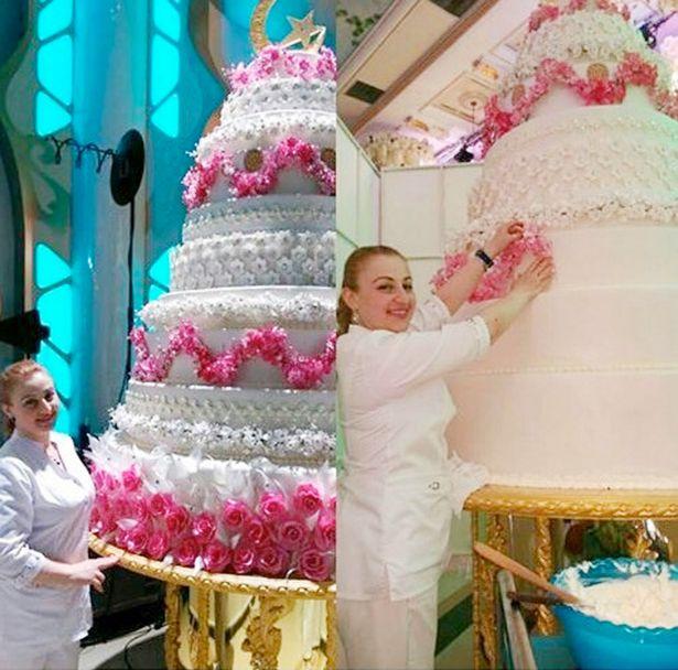 Đám cưới xa hoa cực độ của thiếu gia Nga - 6