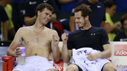 Tin thể thao HOT 30/3: Anh trai hết lời ca ngợi Andy Murray - 1