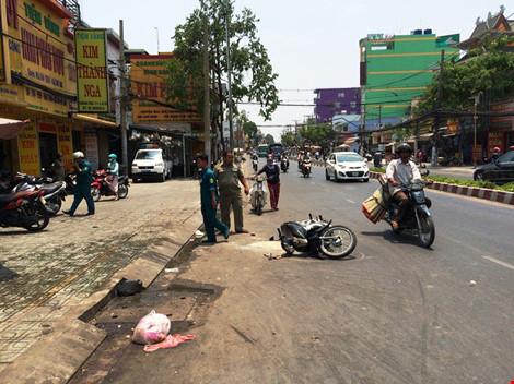 7 phút hoảng loạn khi hai cô gái bị tạt axit tại Sài Gòn - 1