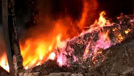 Bộ Công an vào cuộc điều tra vụ kho mì cháy suốt 7 ngày - 1