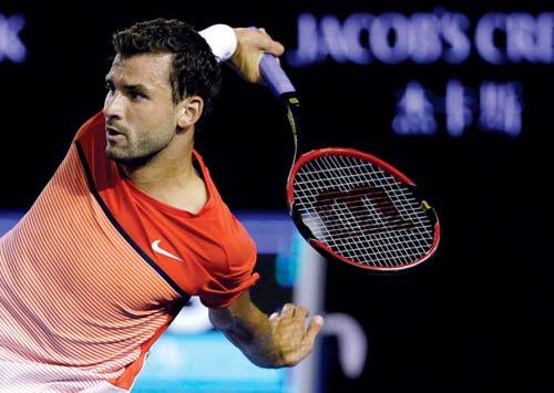 Tại sao Dimitrov không thể thành công như Federer? - 1