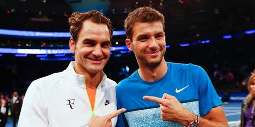 Tại sao Dimitrov không thể thành công như Federer? - 2