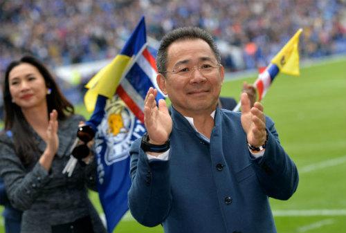 """Leicester và hành trình """"đốn tim"""" fan Thái Lan - 1"""