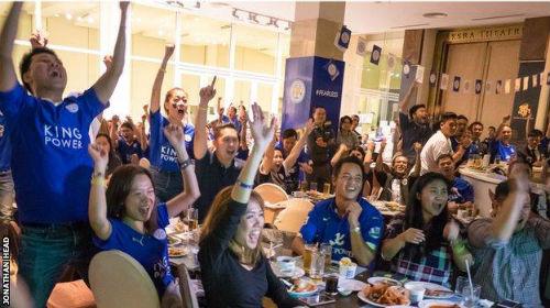 """Leicester và hành trình """"đốn tim"""" fan Thái Lan - 2"""