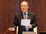 Tin tức trong ngày - Hôm nay, miễn nhiệm chức vụ Chủ tịch QH với ông Nguyễn Sinh Hùng
