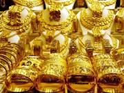 Tài chính - Bất động sản - Giá vàng trong nước bật tăng gần 200 nghìn đồng/lượng