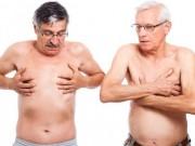 Sức khỏe đời sống - Báo động: Ung thư vú ở nam giới đang gia tăng