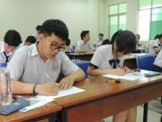 Giáo dục - du học - TP.HCM: Gần 56.000 học sinh thi THPT quốc gia tại bốn cụm